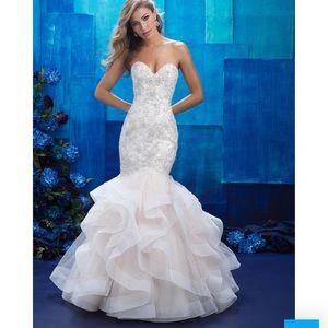 Mermaid Allure Bridal Gown